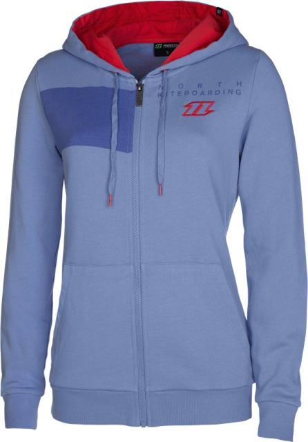 Куртка North  Zip Hoodie Blocks WMS 16