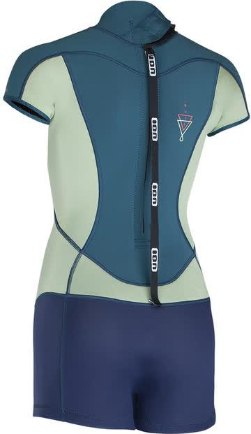 Гидрокостюм ION Muse Shorty SS 2,5 DL (BACKZIP) 17